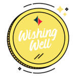 Wishing well coin