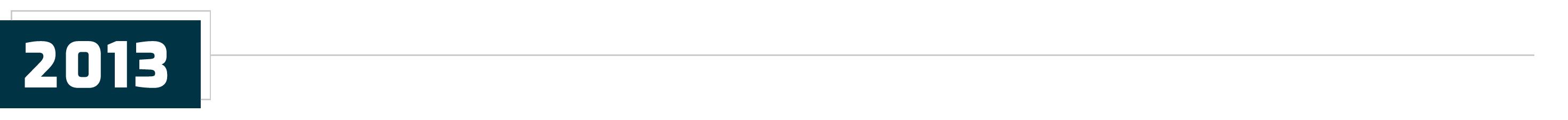 Choice Bank Timeline 2013