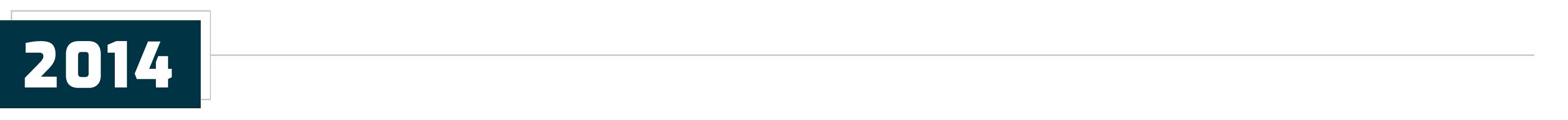 Choice Bank Timeline 2014