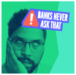 Male with banks never ask that image.